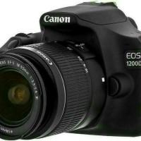 KAMERA CANON EOS 1200D KIT 18-55MM / CANON EOS 1200D / EOS 1200D