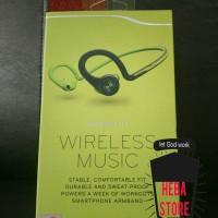 Jual Plantronics Backbeat Fit Wireless Earphone Sport Murah