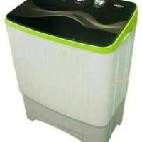 mesin cuci 2 tabung polytron primadona 10kg pwm 1070