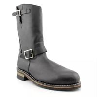Jual work america (looks like red wing) steel toe engineer boots safety Murah