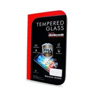 Anti Gores kaca Tempered Glass Delcell Clear Blackberry BB Q20 Classic