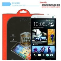 Anti Gores kaca Tempered Glass Screen Protector Bening HTC One M7 M 7