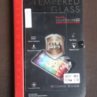 Anti Gores Kaca Tempered Glass Screen Protector Bening HTC One M9 M 9