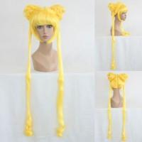 Wig MCoser Lemon Yellow 100 cm 057A - Sailor Moon - Usagi Tsukino