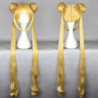 Wig MCoser Gold 100 cm 057B - Sailor Moon - Usagi Tsukino