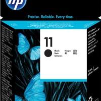 Tinta HP Original 11-C4810A Black Printhead Murah