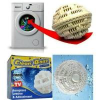 Jual Bola Pencuci Pakaian Clean Ball Murah
