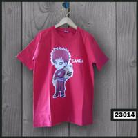 T-Shirt Pria Gaara Animation