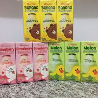 Jual Binggrae Milk (Banana, Strawberry, Melon) Murah