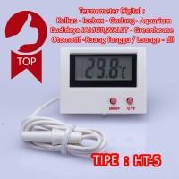 Termometer Digital Aquarium-Kulkas-Freezer dll (Thermometer BH-5)