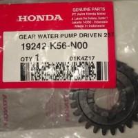 Jual GEAR GIR GIGI WATER PUMP SONIC 150 SUPRA GTR NEW CB 150 CBR 150 LED Murah