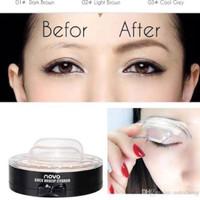Jual Novo Eyebrow Stamp cetakan stempel pensil alis korea Murah