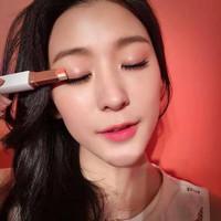 Jual Novo Eyeshadow Stick Duo Gradasi Ombre Korea Murah
