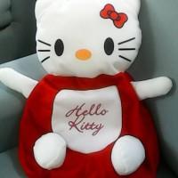 Jual Tas ransel Hello kitty merah Murah