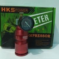 HKS Kompressor, Compressor / Air Intake Charger MERAH
