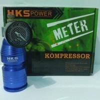 HKS Kompressor, Compressor / Air Intake Charger BIRU