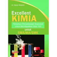 BUKU BANK SOAL EXCELLENT KIMIA SMA/MA/SMK