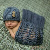 Kostum Topi Rajut Foto Bayi / Baby Newborn Costume / Properti Photo 4