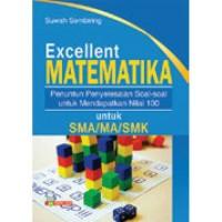 BUKU BANK SOAL EXCELLENT MATEMATIKA SMA/MA/SMK