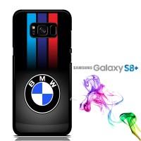 Carbon Fiber Bmw Logo X3210 Casing Samsung S8 Plus Custom Hard case
