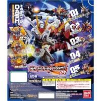 Gundam Gashapon Dash Vol3 (Dijual Satuan)