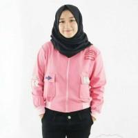 Bruni pink jaket