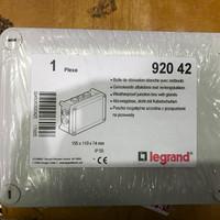 JUNCTION BOX PLEXO WEATHERPROOF 155x155x74 LEGRAND