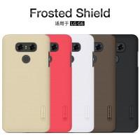 Nillkin LG G6 Frosted Shield Hard Case Free Screen Guard