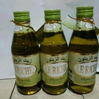 minyak zaitun le richie lerichie olive oil 300ml jamin asli
