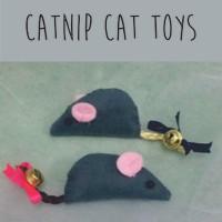 Jual mainan kucing tikus catnip lonceng/ catnip mouse cat toys Murah