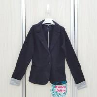Kiabi - Jaket Blazer Anak /Remaja Perempuan - Black (Ori)