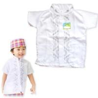 Babymix - Baju Koko Anak _ Baju Koko Bordir Anak