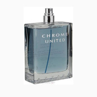 Original Parfum Tester Azzaro Chrome United 100ml Edt
