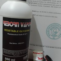 Vegetable Glycerin USP / VG 500ml (PHARMACEUTICAL GRADE)
