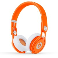 Headphone DJ beats MIXR David Guetta Orange Neon