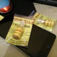 Obat Gambir Siam Original kuat vitalitas Serawak cair tahan lama pria