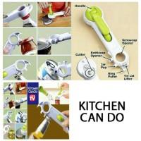 Jual Kitchen Can Do 7 in 1 Tools Pembuka Botol dan Kaleng Multifungsi Murah