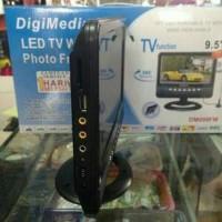 Led tv Portable Digimedia 9,5 inc play musik dari flasdisk