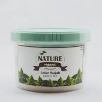 Jual Nature Organic - Lulur Wajah Green Tea 250gr Murah