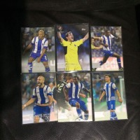 2016 Porto Kartu Bola Topps Liga Champion