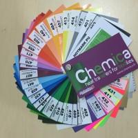CHEMICA Hotmark PU / Polyflex / Sticker / Heat Transfer Vinyl. Meter