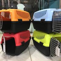 Jual pet cargo / carrier / transport / voyager kucing anjing musang murah Murah