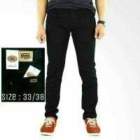 Celana Jeans Big Size Vans Nomi Pria | Ukuran Besar Murah Grosir Bdg