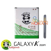 Baterai Rakkipanda For Samsung K Zoom C1115 Double IC Protection