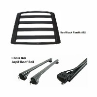 Roof Rack & Cross Bar Model Jepit Roof Rail Suzuki SX4 S-Cross 2017
