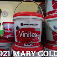 harga Vinilex 921 Mary Gold Tinting 1.4kg Cat Tembok Interior Eksterior Tokopedia.com