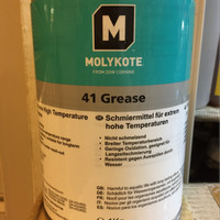 molykote 41/extreme bearing grease