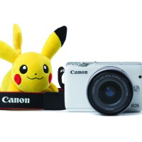 harga Canon Digital Camera Eos M10 White With Ef-m15-45mm & Ef-m22mm Tokopedia.com
