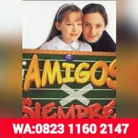 Jual Dvd Jadul Telenovela Amigos X Siempre LENGKAP