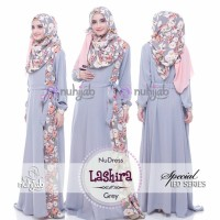 Jual Nudress Lashira by Nuhijab (jilbab + Dress) Murah